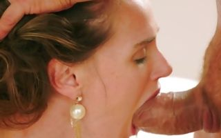 Tori Black gets her tight anal hole destroyed with a huge cock