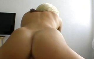 Astonishing ex-girlfriend Kacey Jordan fucked in muff