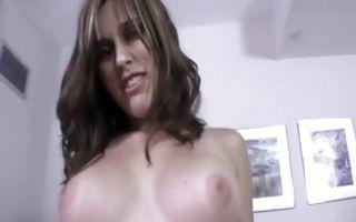 Charming Ex-GF Sabrina Starr with big tits has hot sex